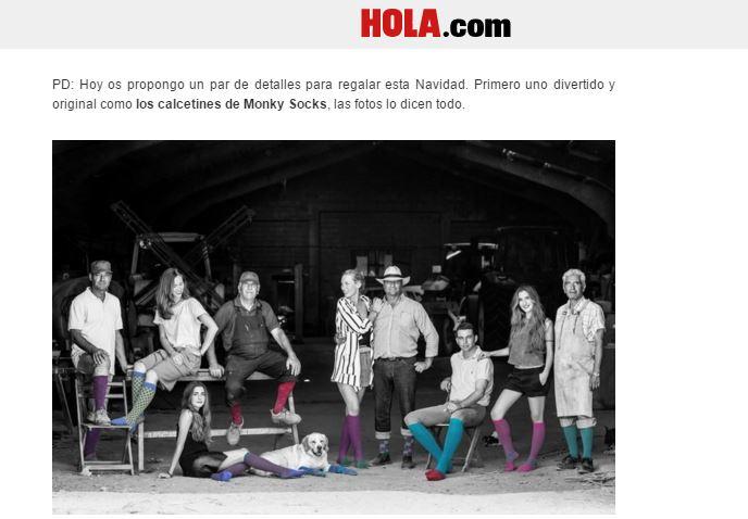 blog de hola