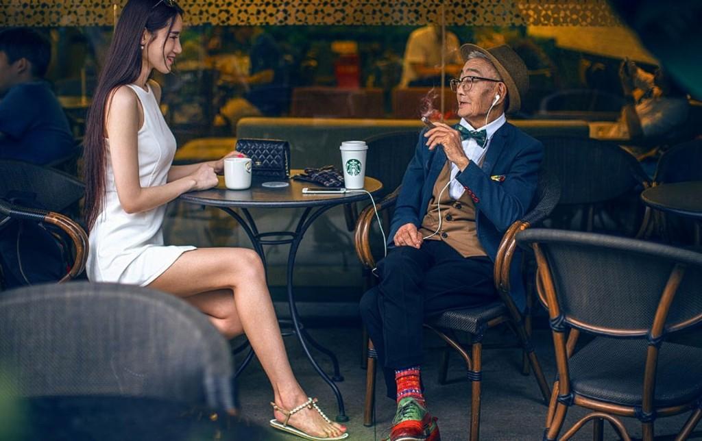 Calcetines originales para hombre.