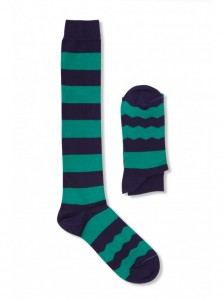 calcetin-chequera-largo-para-mujer calcetines originales día de la madre