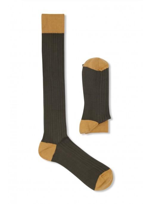 calcetín largo para mujer