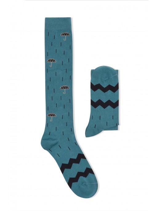 calcetines largos para regalar